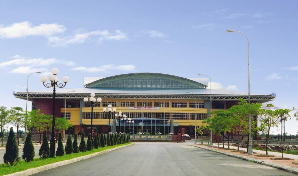 Nhà thi đấu thể thao Ninh Bình