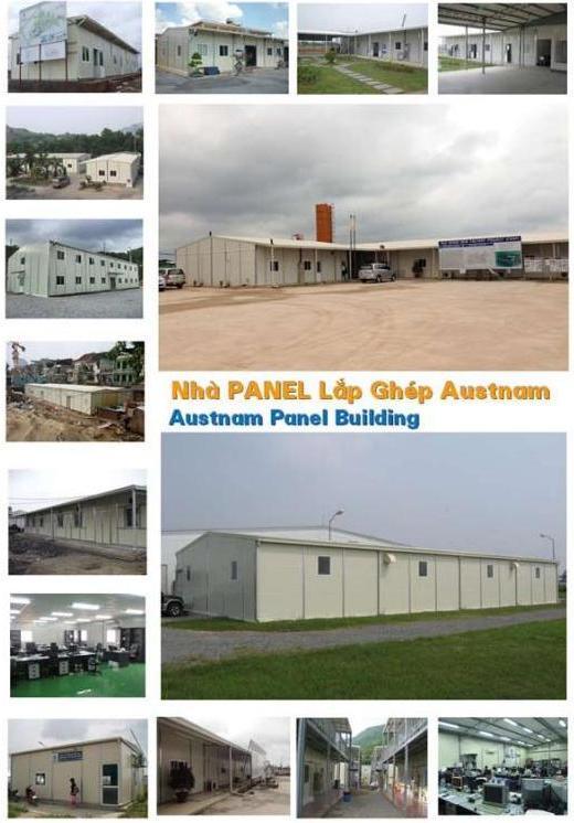 Austnam Panel Building