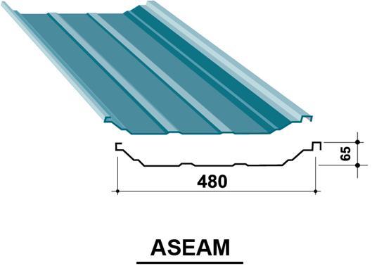 Tôn ASEAM 480
