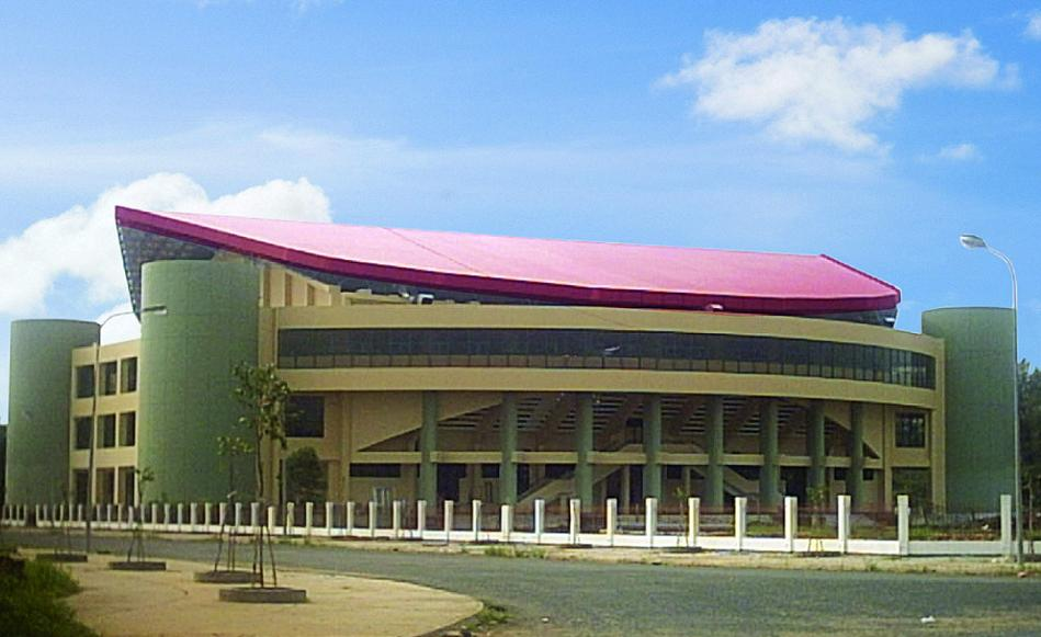 Can Tho Sport Event Hall