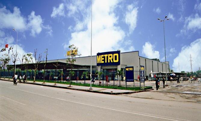 Metro Hai Phong