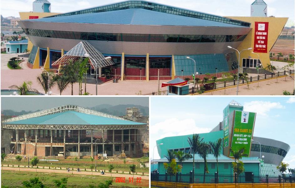 Vinh Phuc Sport Event Hall