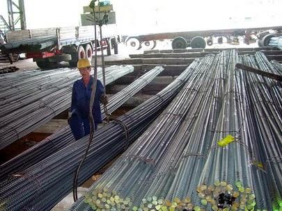 Hải Đoàn 38 Biên phòng bắt giữ 700 tấn sắt thép phế liệu trái phép
